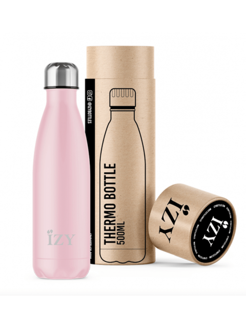 GOURDE THERMOS ROSE