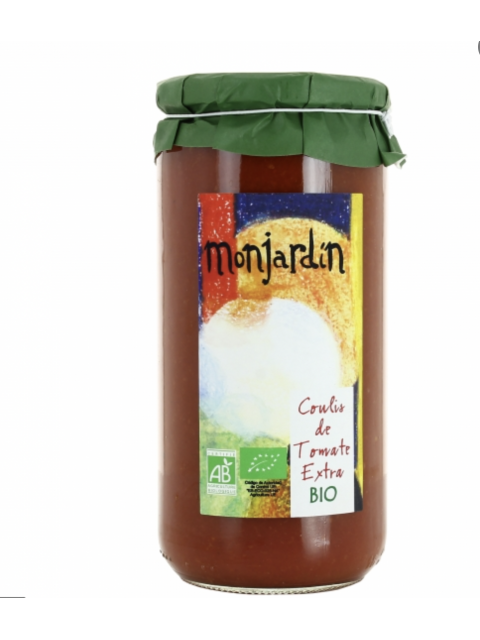 COULIS DE TOMATE EXTRA